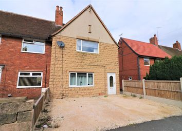 3 bed end terrace house for sale in Forest Road, Clipstone Village, Mansfield NG21