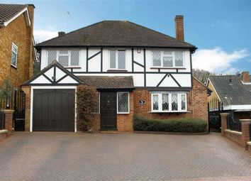 Thumbnail 3 bedroom detached house for sale in Newlands Road, Woodford Green