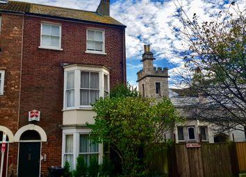 Thumbnail 1 bedroom flat to rent in Turton Street, Weymouth