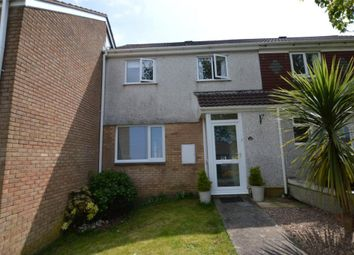 Thumbnail 3 bedroom terraced house for sale in Winnow Close, Staddiscombe, Plymouth, Devon