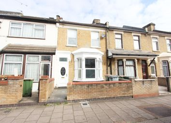 Thumbnail 3 bed terraced house for sale in Halley Road, Manor Park, London