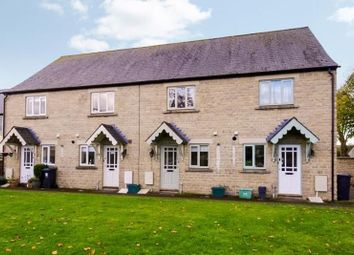 Thumbnail 2 bed terraced house to rent in Bences Close, Marshfield, Chippenham