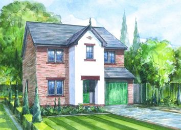Thumbnail 4 bed detached house for sale in The Wreay, St Cuthberts, Wigton, Cumbria