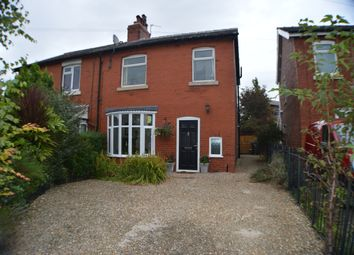 Thumbnail 3 bed semi-detached house for sale in Canberra Road, Leyland