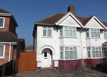 Thumbnail 5 bed semi-detached house to rent in Grosvenor Road, Leamington Spa