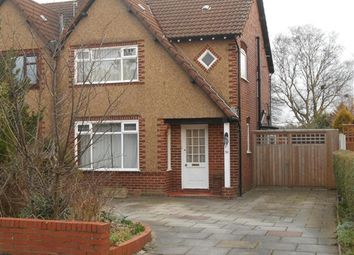 Thumbnail 3 bed property to rent in Altys Lane, Ormskirk