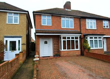 Thumbnail 3 bed semi-detached house for sale in King Harold Road, Colchester, Essex