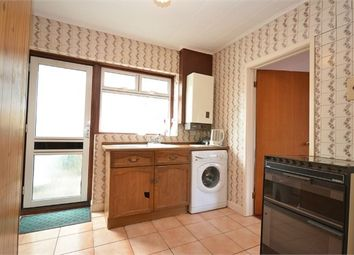 Thumbnail 3 bed detached bungalow for sale in Dranllwyn Close, Machen, Caerphilly