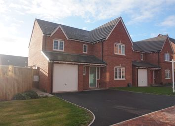 Thumbnail 4 bed detached house for sale in Buttercup Drive, Tamworth