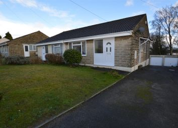 Thumbnail 2 bed semi-detached bungalow for sale in Mendip Vale, Coleford, Radstock