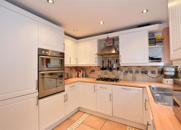 Thumbnail 3 bed town house for sale in Beacon Road, Chatham, Kent