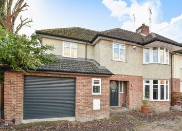 Thumbnail 5 bed semi-detached house for sale in Cirencester Road, Charlton Kings, Cheltenham