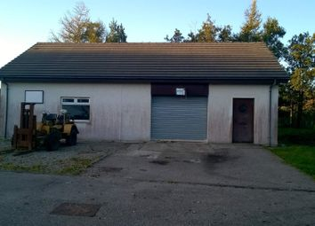 Thumbnail Light industrial for sale in Unit 1, Site 2, Kames Industrial Estate, Tighnabruaich