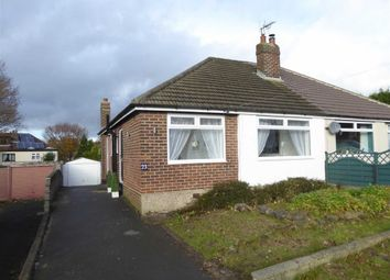 Thumbnail 2 bed semi-detached bungalow for sale in Bedford Gardens, Cookridge, Leeds, West Yorksahire