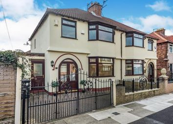 Thumbnail 3 bed property for sale in Leicester Avenue, Waterloo, Merseyside