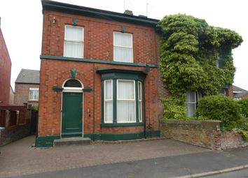 Thumbnail 1 bed flat to rent in Milton Road, Tranmere, Birkenhead