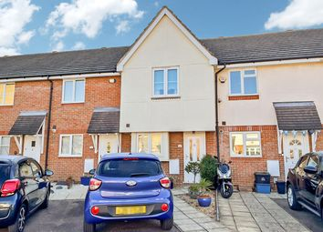 Thumbnail 2 bed terraced house for sale in Putney Gardens, Chadwell Heath, Romford