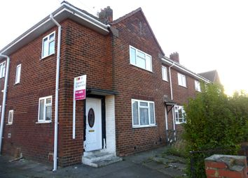 Thumbnail 3 bedroom end terrace house for sale in Bruce Crescent, Hartlepool