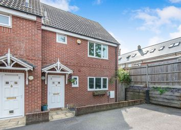 Thumbnail 3 bed terraced house for sale in Wessex Lane, Southampton