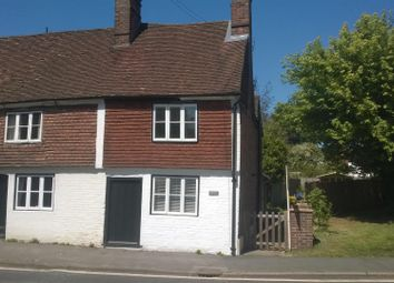Thumbnail 2 bed end terrace house to rent in High Street, Westerham