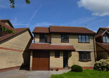 Thumbnail 4 bed detached house for sale in Summer Lane North, Worle, Weston-Super-Mare