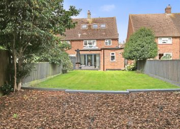 Thumbnail 4 bed semi-detached house for sale in Hillcrest Road, Shenley, Radlett