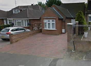 Thumbnail 4 bed bungalow to rent in Malzeard Road, Luton