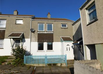 Thumbnail 3 bedroom terraced house for sale in Tregundy Road, Perranporth