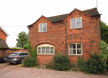 Thumbnail 2 bed property for sale in Checkley Lane, Checkley, Nantwich