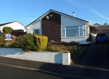 Thumbnail 4 bed detached bungalow for sale in Lydcott Crescent, Widegates, Looe