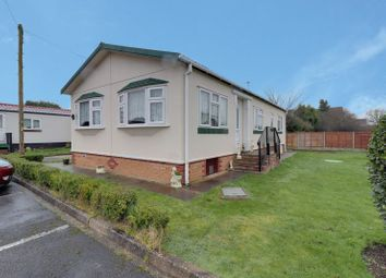 Thumbnail 2 bed mobile/park home for sale in Star Mobile Home Park, Lawn Lane, Coven, Wolverhampton