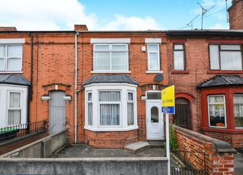 Thumbnail 3 bed terraced house for sale in Kirkby Road, Sutton-In-Ashfield, Nottinghamshire