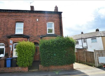 Thumbnail 3 bedroom end terrace house for sale in Station Road, Marple, Stockport