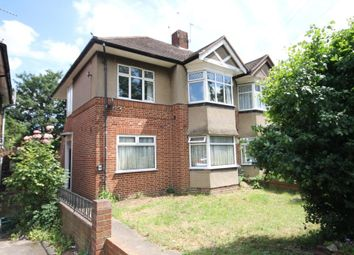 Thumbnail 2 bed maisonette for sale in Uxbridge Road, Feltham, Middlesex