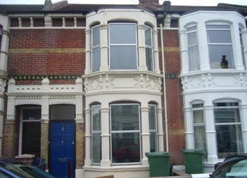 Thumbnail 4 bed terraced house to rent in Liss Road, Southsea