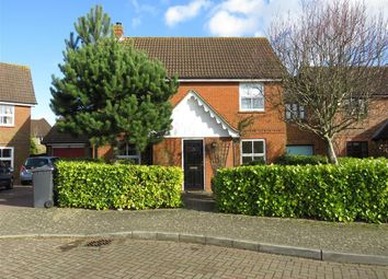 Thumbnail 3 bed property to rent in Garden Way, Kings Hill, West Malling