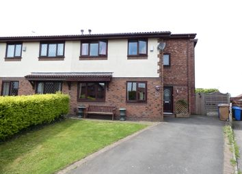 Thumbnail 4 bed semi-detached house for sale in Brayshaw Close, Heywood