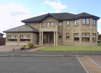 Thumbnail 5 bed detached house for sale in Ravenshall, Cleland, Motherwell