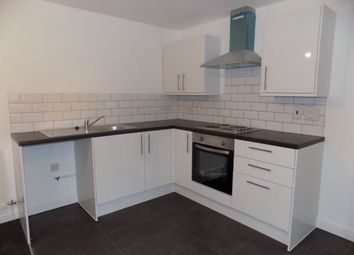Thumbnail 2 bedroom flat to rent in Flat 5, Commercial Street Arcade, Abertillery.