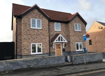 Thumbnail 4 bed detached house to rent in Talbot Street, Whitwick, Coalville, Leicestershire
