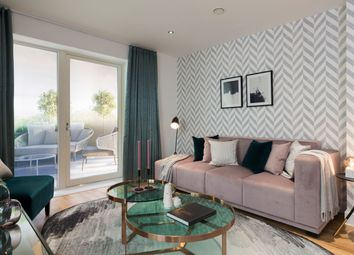 Thumbnail 3 bed flat for sale in Dalmeny Avenue, Islington, London