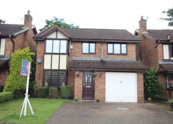 Thumbnail 3 bed detached house for sale in The Green, Castleton, Rochdale