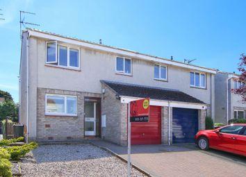Thumbnail 3 bed semi-detached house for sale in Buckstone Lea, Fairmilehead, Edinburgh