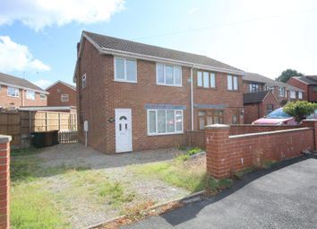 Thumbnail 3 bed semi-detached house to rent in Wilmott Road, Swadlincote