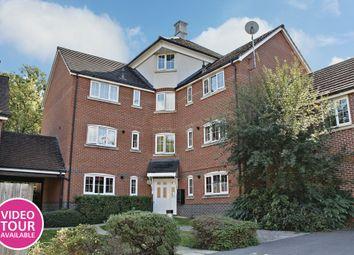 Thumbnail 2 bed flat for sale in De Port Gardens, Chineham, Basingstoke