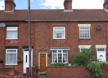 Thumbnail 1 bed terraced house to rent in Swanwick Road, Leabrooks