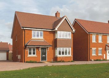 """Thumbnail 4 bed detached house for sale in """"The Canterbury"""" at Pritchard Way, Amesbury, Salisbury"""
