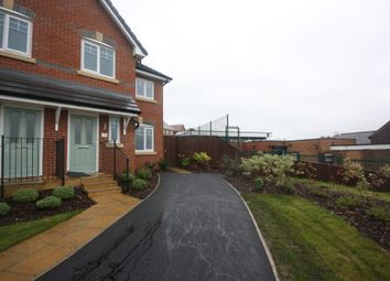 Thumbnail 3 bed semi-detached house to rent in Moreton Close, Horwich