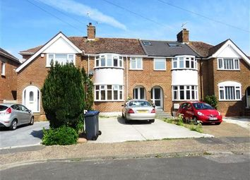 Thumbnail 3 bed property to rent in Mansfield Close, Worthing