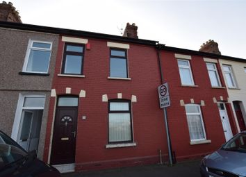 Thumbnail 3 bed semi-detached house to rent in Clive Road, Barry